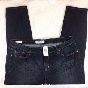 Torrid Denim Curvy Skinny Jeans Size 20XS